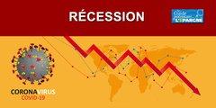 Crise : la France devrait connaître l'une des pires récessions au monde selon le FMI