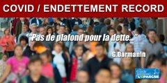 COVID / Récession bien plus importante qu'anticipée 10 jours de cela, la France va s'endetter sans limite