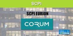 SCPI EURION (CORUM AM) : pour investir dans l'immobilier, en zone euro, à partir de seulement 50€ par mois