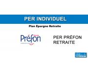 PER PREFON RETRAITE