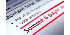 Inflation annuelle nulle en France, négative (-0.40%) en rythme mensuelle