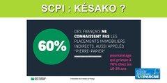 SCPI : 60% des Français ne connaissent pas encore la pierre-papier