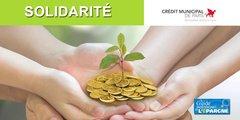 Solidarité : Le Crédit Municipal de Paris verse 1 million d'euros au profit des plus vulnérables