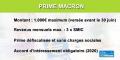 Coronavirus : prime de 1.000€ versée aux salariés exposés aux risques, Auchan montre l'exemple