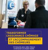 Assurance Chômage : un vaste plan gouvernemental en 12 actes, sans gilet de sécurité