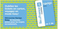 Transports communs en Ile-de-France : Pass Navigo Easy, la fin des tickets de métro démagnétisés