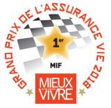 MVVA décerne le Grand Prix de l'Assurance Vie 2018 à la MIF pour la 5e année consécutive !