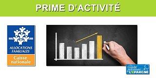 Allocations : 1,44 million de foyers bénéficiaires de la Prime d'Activité (PA) de plus en 2019
