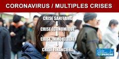 L'épidémie de COVID-19 se termine en France, laissant un champ de ruine économique face à une récession historique