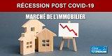 Récession post-coronavirus : la CDC prévoit la construction de 40.000 nouveaux logements