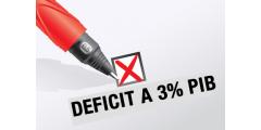 Déficit public de la France en 2014 : 4% du PIB, mieux que prévu (4.40%)
