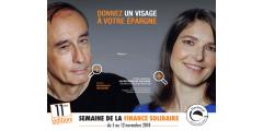 Semaine de la Finance Solidaire, jusqu'au 12 novembre #SFS18
