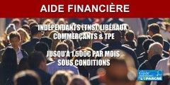 L'aide de 1500 euros (premier volet) maintenant accessible aux retraités ayant une activité annexe
