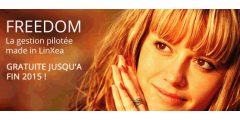 LinXea lance Freedom : une gestion pilotée assistée par MorningStar, offerte jusqu'à fin 2015 !