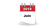 Juin 2019 : taxe d'habitation, taux négatifs pour la France, immobilier en montagne