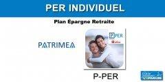 Épargne retraite : Patrimea abaisse les frais de gestion de son contrat P-PER à 0.60% seulement