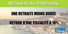 Retraite au Portugal : elle sera de moins en moins dorée