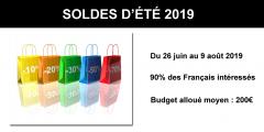 Soldes d'été : 86% des Français vont en profiter, pour un budget de 100€ à 250€
