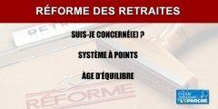 Réforme des retraites : un premier simulateur pour savoir si vous êtes concerné(e)
