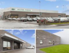SCPI CORUM XL : acquisition d'un immeuble en Irlande, rendement de 8.10%