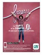 Freasy : la nouvelle offre bancaire du Crédit Agricole pour les jeunes