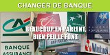 Banques : Les Français osent davantage quitter leur banque principale (+14.58% en 2019)