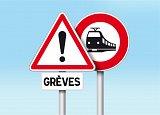 Grèves, 9 janvier 2020, un jeudi noir pour les transports en Ile-de-France