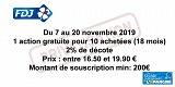 Privatisation de la FDJ : un large succès populaire, les réservations inférieures à 5.000€ servies en priorité