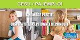 Chômage partiel CESU et PAJEMPLOI : les formulaires pour le mois de MAI sont en ligne