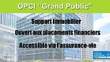 Placement OPCI