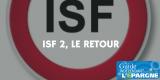 ISF 2, le retour : 22 députés LREM suggèrent un nouvel ISF en soutien aux PME