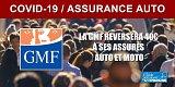 Assurance Auto/Moto : la GMF annonce un remboursement de 40 euros à ses sociétaires