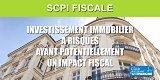 SCPI fiscales