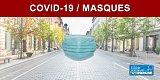 COVID19 : une TVA à 5.50% seulement pour les masques
