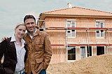 Hausse des ventes de maisons neuves
