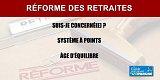 Simulateur officiel de la réforme des retraites : pas disponible avant plusieurs mois, seulement 35 cas-types publiés à ce jour