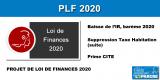 Projet de loi de Finances 2020 (#PLF2020) : réduction d'impôt, taxes, niches fiscales... Tout ce qui va changer