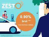 Livret épargne ZESTO : baisse du taux à 0.90% au 1er septembre 2019