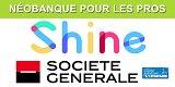 Néobanque : un avenir radieux pour Shine en passant sous le giron de la Société Générale