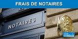 Composition des frais de notaires (transaction immobilière)