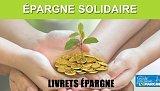 Taux des livrets épargne à vocation solidaire