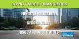 Fonds de solidarité COVID 2nd volet : jusqu'à 10.000€ d'aides supplémentaires