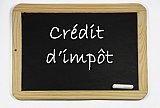 Prélèvement à la source : 627€, montant moyen de l'avance de crédit d'impôt versée à 8.8 millions de foyers ce 15 janvier 2019
