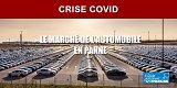 Récession : le marché automobile a chuté de -72.2% en France au mois de mars