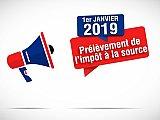 Prélèvement à la source : 34% des Français craignent des erreurs dans le montant prélevé