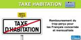Taxe d'habitation : les remboursements pour les contribuables mensualisés versés les 7 et 8 novembre