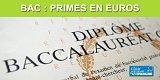 #BAC2020 : Bacheliers, votre prime peut grimper jusqu'à 1.000€ !