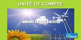 Assurance-Vie : Amundi Energies Vertes, la nouvelle UC pour investir dans les fermes solaires, éoliennes et hydrauliques