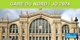 Gare du Nord : feu vert pour le projet pharaonique d'expansion, en vue des JO 2024