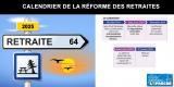 Retraites : le calendrier prévu pour la nouvelle réforme Macron